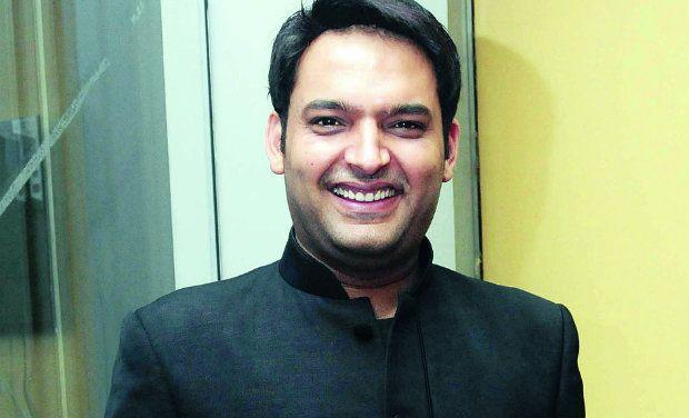 Kapil Sharma Gentle Look