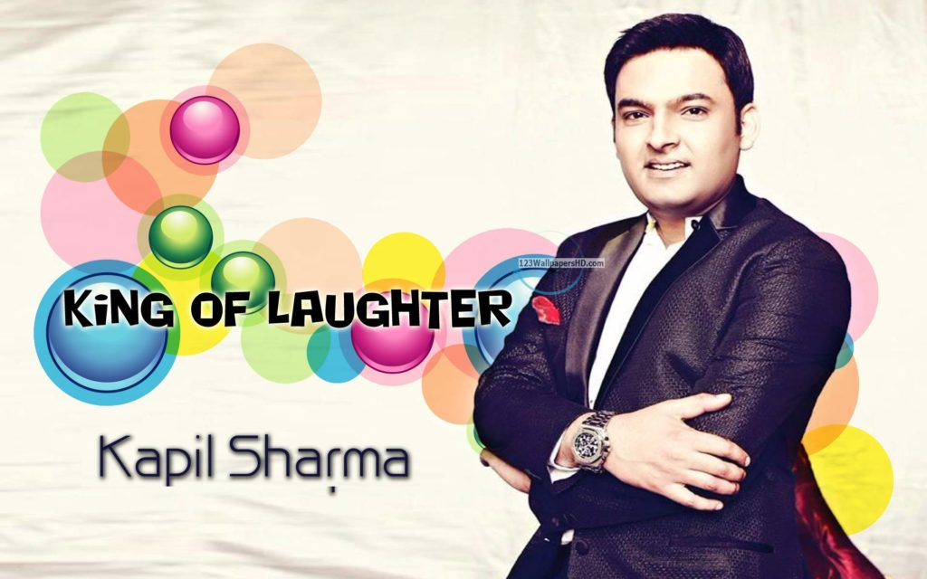 King of Comedy Kapil Sharma Photoshoot