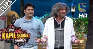 kapil Sharma with Dr. Mashoor Gulati
