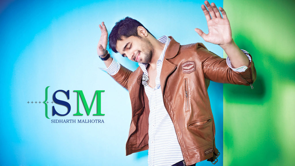 Sidharth Malhotra Latest HD Wallpaper