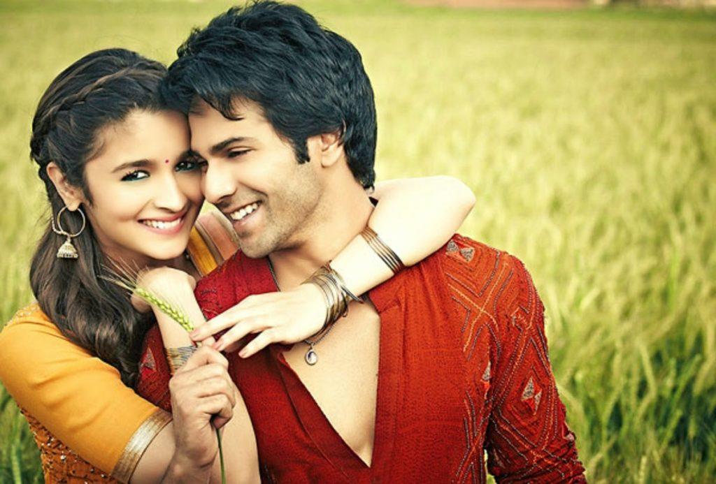 Varun Dhawan with Alia Bhatt in Humty Sharma ki Dulhani
