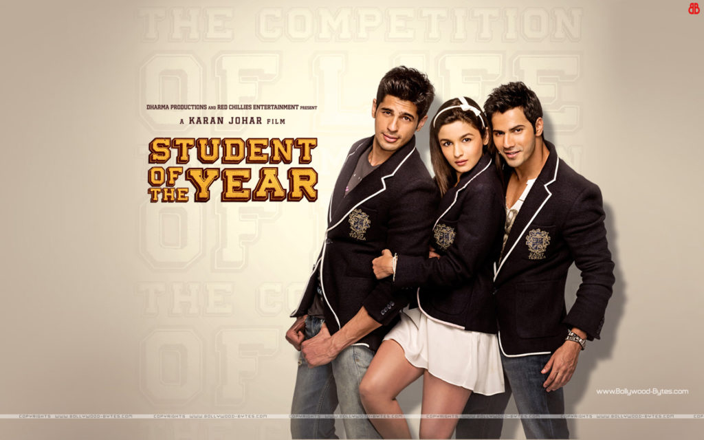 Student Of The Year Bollywood Movie HD Wallpapers
