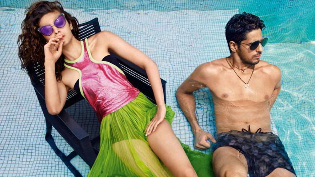Alia Bhatt and Sidharth Malhotra
