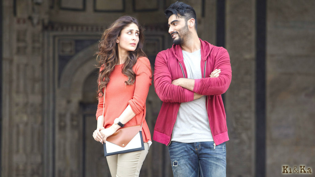 arjun kapoor kareena kapoor in ki and ka movie