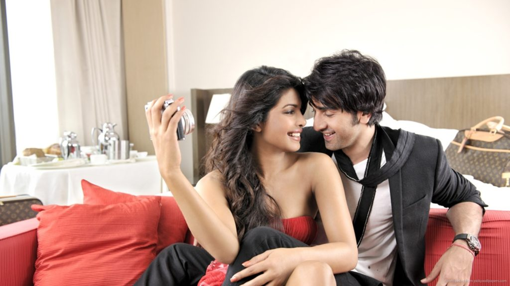 ranbir kapoor with priyanka chopra