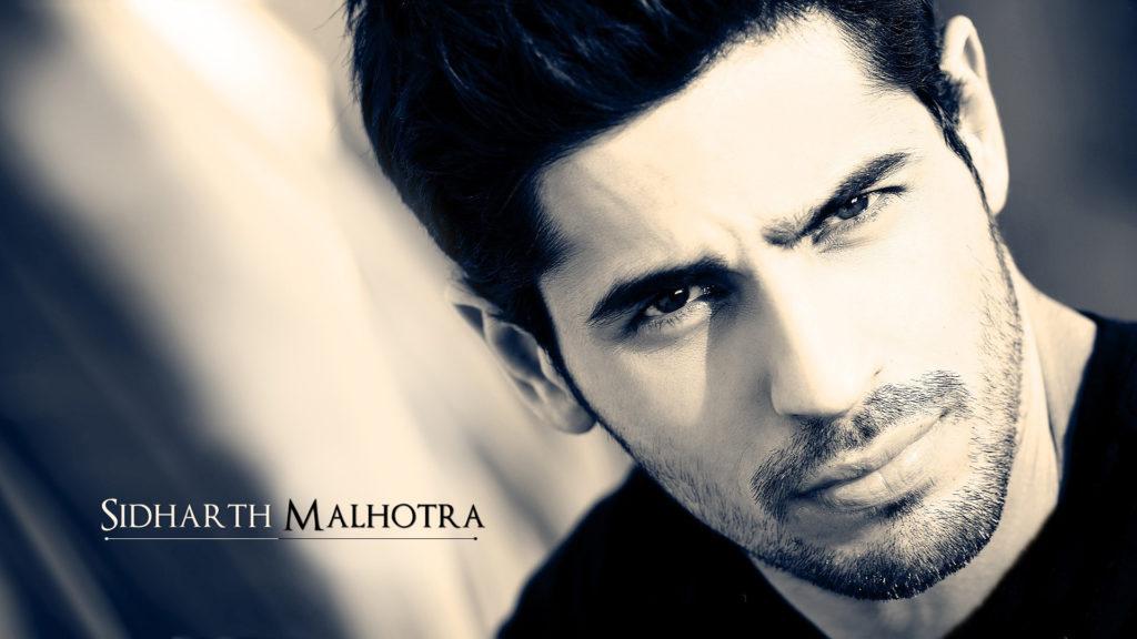 Sidharth Malhotra HD Wallpaper