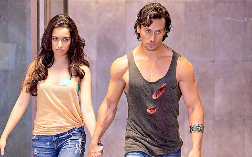 tiger shroff in baaghi movie